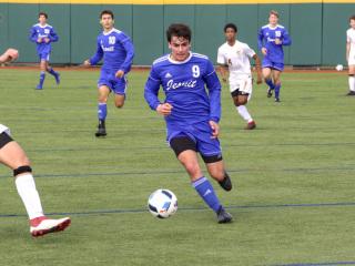 Soccer District Title Game: Jesuit (3) vs. Br. Martin (0), Jan. 19, 2019