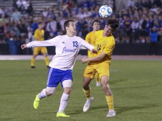Soccer State Finals, Jesuit (0) vs. St. Paul's (3), ULL Ragin' Cajun Field, Feb. 23, 2019