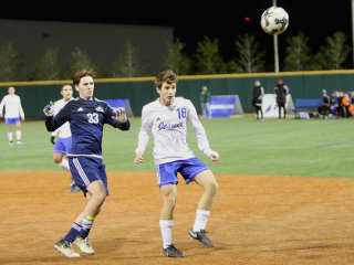 Soccer vs. Barbe, Round 1 Playoffs, Feb. 2, 2018