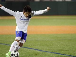 Soccer vs. Brother Martin, Jan. 22, 2018