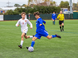 Soccer vs. Brother Martin, Jan. 23, 2021