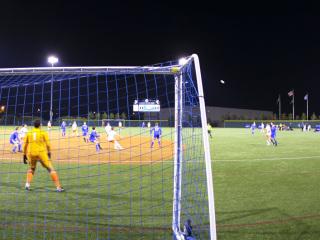 Soccer vs. Catholic, John Ryan Stadium, Jan. 11, 2019