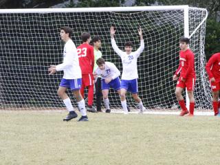 Soccer vs. Rummel, Archbishop Rummel High School, Dec. 15, 2018
