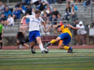 Soccer vs. St. Paul's/Ocean Springs,  2019-2020