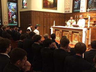 Sodality Mass, May 21, 2015