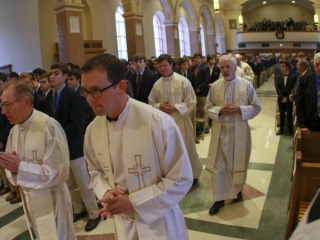 Solemnity of the Immaculate Conception Mass, Dec. 8, 2016