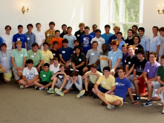 St. Francis Borgia Leadership Institute Workshop, July 31, 2013