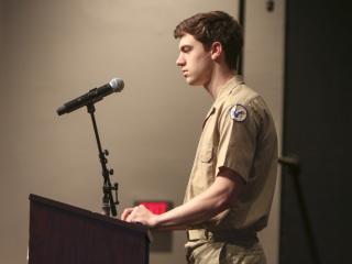 Student Council, Executive Board Speeches, April 2, 2019