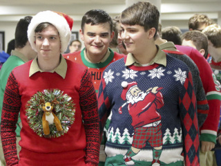 Student Council's Christmas Week, Dec. 10-14, 2018