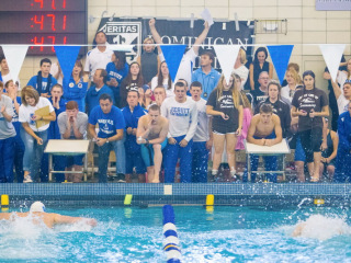Swimming 2016: Blue Jays Are Runners-up at State Meet; November 18-19; SPAR Aquatic Center; Sulphur, LA