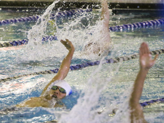 Swimming District Championships, Oct. 15, 2019