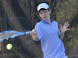 Tennis 2019 Regionals