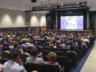 Welcome Day for New Blue Jays and Parents, May 12, 2018