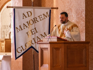 Welcome Mass for New Parents, August 18 & 19, 2020