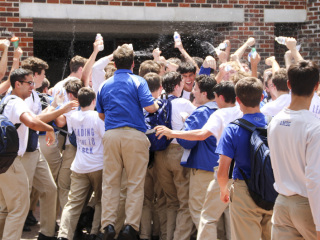 Welcome Week, First Pep Rally, August 31, 2017
