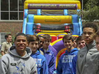 Welcome Week, Obstacle Course, Monday, Aug. 27, 2018