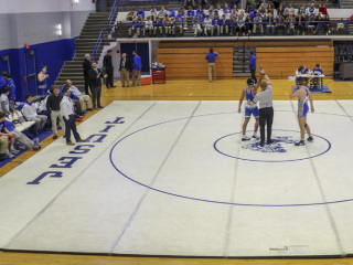 Wrestling, Opening Dual and Jesuit Invitational, The Birdcage, Dec. 14 & 17