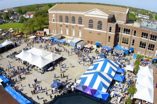 The Blue Jay Bazaar was the place to be on Sunday, March 30!