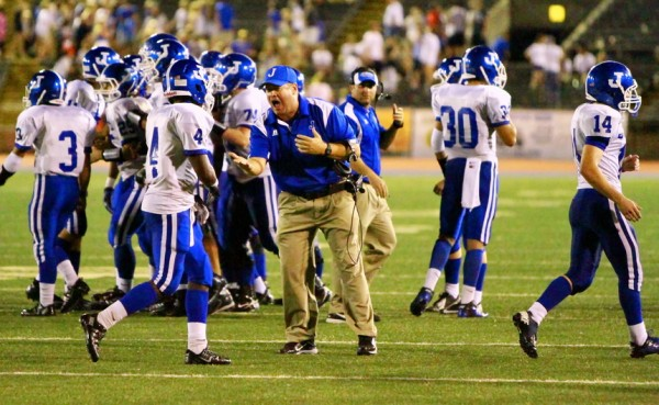 Jesuit head football coach Wayde Keiser announced Monday that he is retiring from coaching and teaching, effective immediately.